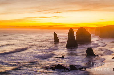 Great Ocean Road Photograph - Victoria Tourist Attraction by Jorgo Photography - Wall Art Gallery
