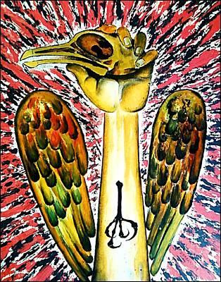 Victory Of Perseverance Original by Paulo Zerbato
