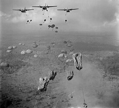 Tntar Photograph - Vietnam War. In March 1963, 840 South by Everett