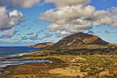 Hills Photograph - View From Makapuu by Marcia Colelli