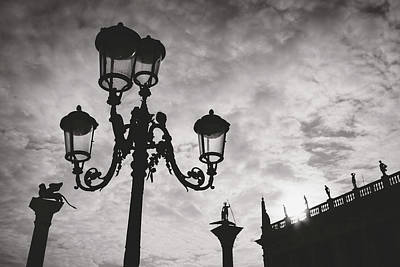 View Of Venice Italy 2 Print by Alessandro Chiarini