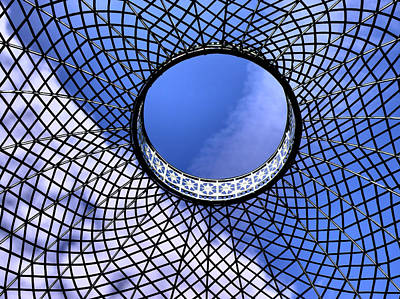 Shape Photograph - View To Heaven by Peter Schumacher