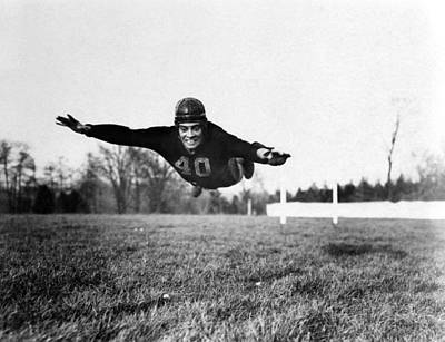 1930s Portraits Photograph - Vince Lombardi, 1913-1970, Future by Everett
