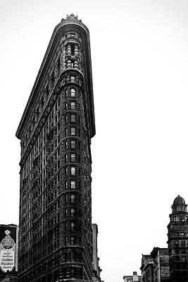 1930s Photograph - Vintage Flatiron Building by Visions of History