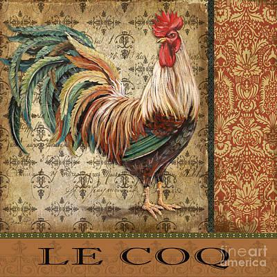 Vintage Le Coq-jp3094 Print by Jean Plout