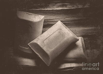 Vintage Soap Print by Jorgo Photography - Wall Art Gallery