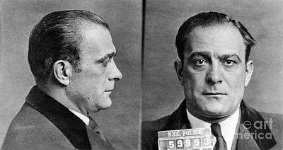 Artflakes Photograph - Vito Genovese (1897-1969) by Granger