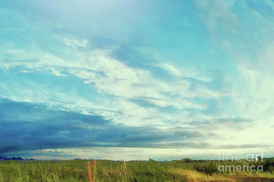 Photograph - Vivid Painting In The Sky by Janie Johnson