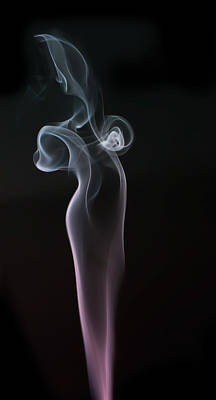 Incense Photograph - Vogue by Maggie Terlecki