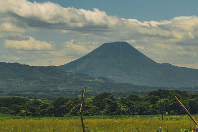 Jer Photograph - Volcan Chingo 1 by Totto Ponce