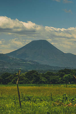 Jer Photograph - Volcan Chingo by Totto Ponce