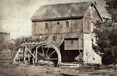 Kathy Jennings Photograph - Wade's Mill Series II by Kathy Jennings