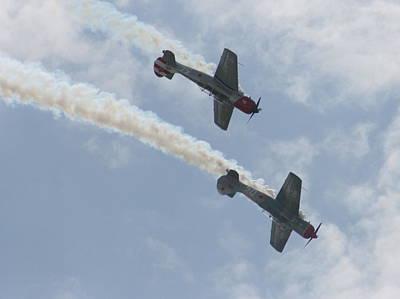 Wafb 09 Yak 52 Aerostar 7 Original by David Dunham