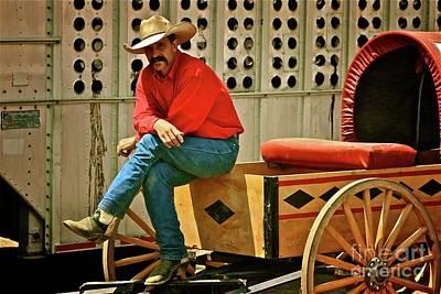 Wagon Boss Original by Gus McCrea