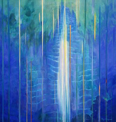 Waimoku Falls Print by Fay Biegun - Printscapes