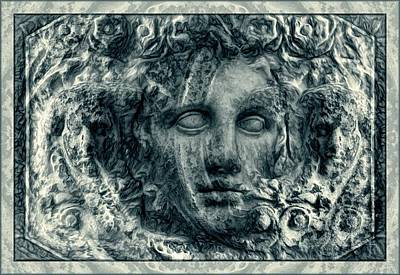 Epic Digital Art - Waiting For Alexander D by Daniel Arrhakis