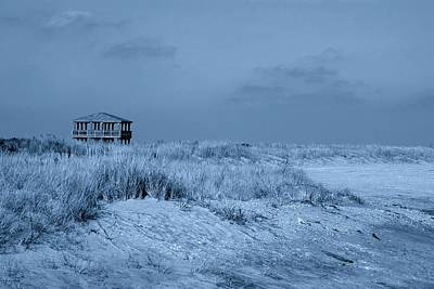 Waiting For Summer - Jersey Shore Print by Angie Tirado