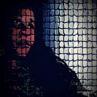 Yesayah Painting - Waiting For Sunlight by Fania Simon