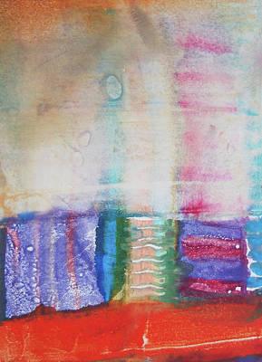War Colors Print by Jorge Luis Bernal