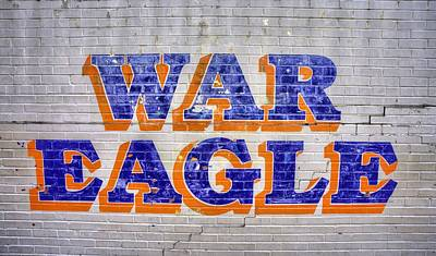 War Eagle Print by JC Findley