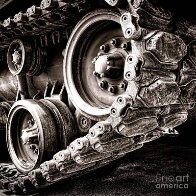 War Machine Print by Olivier Le Queinec