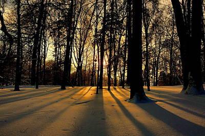 Warm Snow Original by Yuri Hope