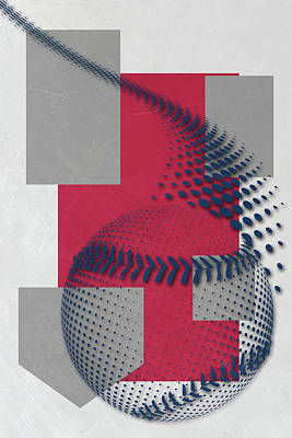 Washington Nationals Art Print by Joe Hamilton
