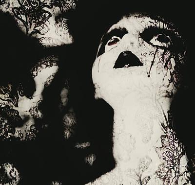 She-devil Photograph - Wasted Youth by Jenny Revitz Soper