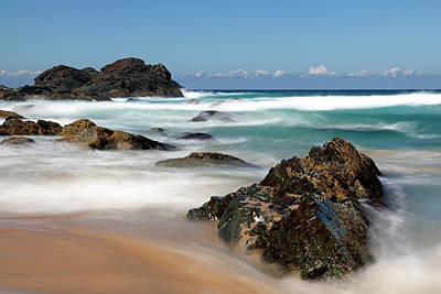 Royal Australian Navy Photograph - Watching The Waves by Nicholas Blackwell