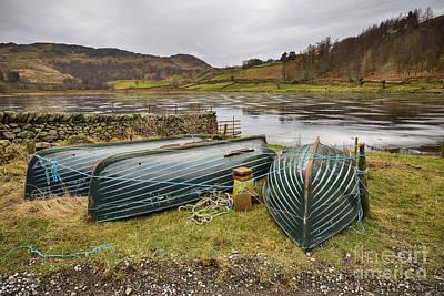 Lake District Photograph - Watendlath by Stephen Smith