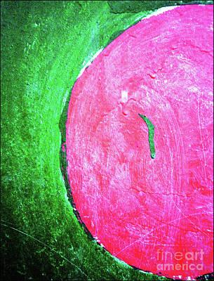 Watermelon Print by Inessa Burlak