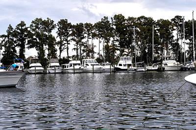 Waterway Original by Alicia Morales