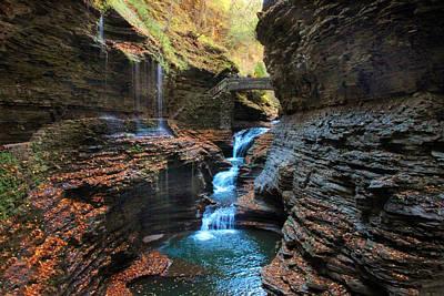 Finger Lakes Photograph - Watkins Glen by Jessica Jenney