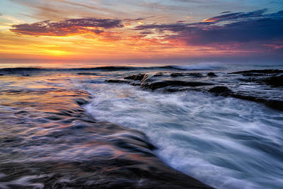 Photograph - Wave by Doug Oglesby
