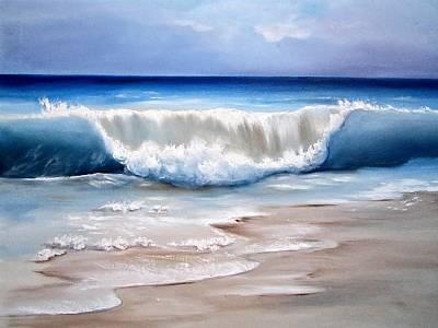 Waves 6 Original by DYANI Paintings