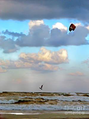 Wakeboarding Photograph - Waves Of Igor by Sabrina K Wheeler