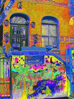Harlem Digital Art - Wax Museum Harlem Ny by Steven Huszar