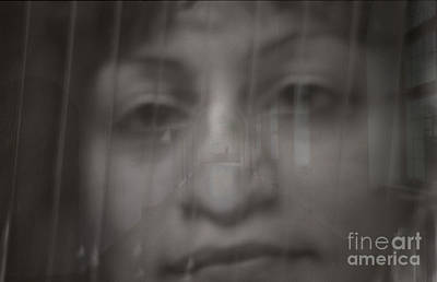 Woman Photograph - Weeping by Jeff Breiman