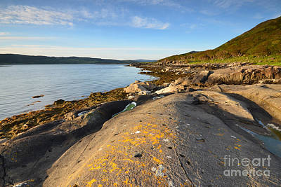 Mulling Photograph - Welcome To Mull by Stephen Smith
