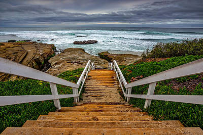Surf Lifestyle Photograph - Welcome To My Beach by Peter Tellone