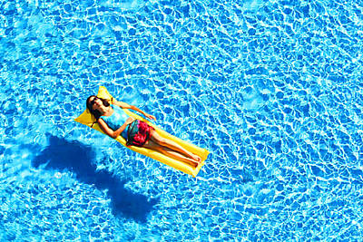 What The Summer Sun Sees 2 Original by Tony Rubino