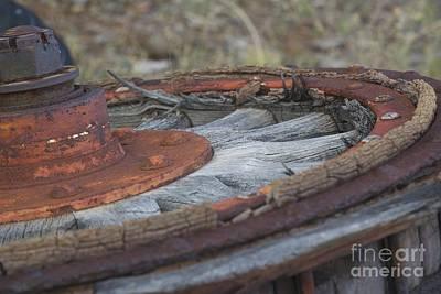 Car Photograph - Wheel by Anthony Jones