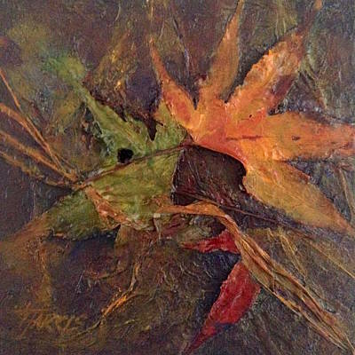 Painting - When Autumn Comes... by Helen Harris