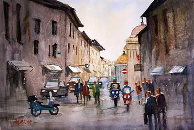 When In Rome... Original by Ryan Radke