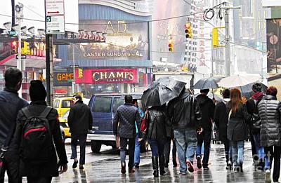 Rainy Day Photograph - When It Rains 5 by Sarah Loft