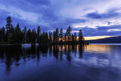 Sailboats Photograph - Where Are The Ducks? by Chad Dutson