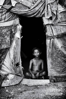 Slums Photograph - Where I Live by Tim Gainey