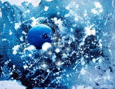 Where Stars Are Born Print by Lee Pantas