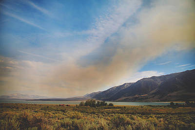 Photograph - Where There's Smoke by Laurie Search
