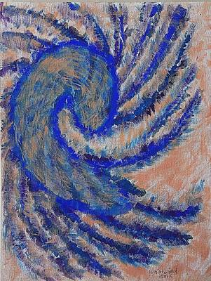 Whirlwind Original by Nannette Kelly